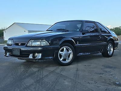 1989 Ford Mustang GT Canadian Cobra