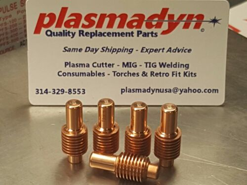 5pc x 020351 Electrodes for PAC120 YA5550 MAX42/43 600 800 900 Plasma Cutter