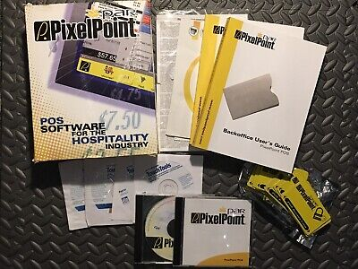 Pixel Point Par Hospitality Pos Elo Touchtools Drivers 25 Access Cards Key