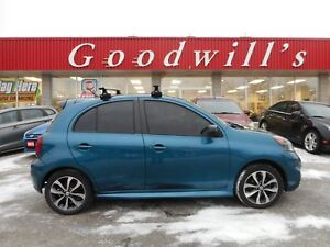 2015 Nissan MICRA SR! BACKUP CAMERA! BLUETOOTH!