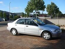 2001 Ford Laser Sedan Balaklava Wakefield Area Preview