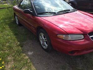 Convertible for sale price reduced
