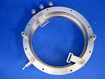 Thermco 5204 225235 Lp Cvd Front Flange 128356-003 A6 Used