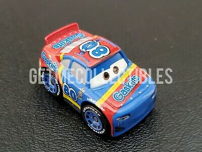 DISNEY PIXAR CARS MINI RACERS REX REVLER GASK-ITS BOX #57 FREE SHIP $15+