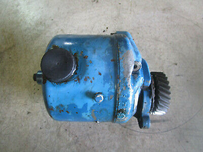 Ford New Holland 4630 Tractor Bosch Power Steering Pump 82858430