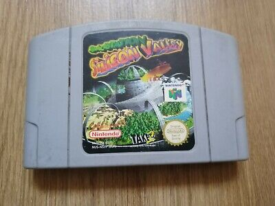 Space Station Silicon Valley - N64 Nintendo 64 Cartridge PAL