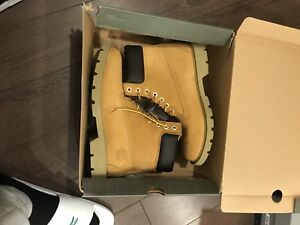 timberland homme camel brand new