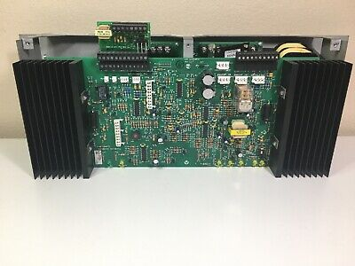 Notifier Fci Gamewell Aa-120 Power Audio Amplifier Act-1 Used Tested Working