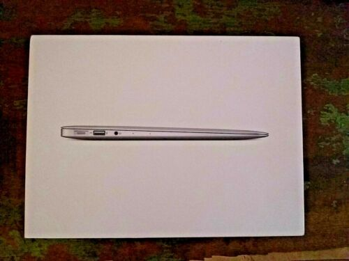 Apple MacBook Air 13-inch 2016 - Empty Box Only