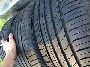 3x 245/35r17 tyres Like New Penrith Penrith Area Preview