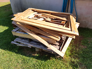 Reclaimed timber pallets West Ryde Ryde Area Preview