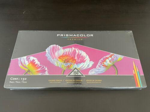 Prismacolor Premier Colored Pencils Soft Core 150-Count