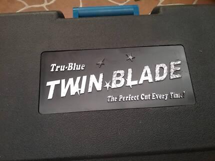 Tru Blue Twin Blade Saw