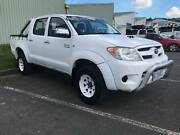 2006 Toyota Hilux Ute - Turbo Diesel, automatic. Invermay Launceston Area Preview