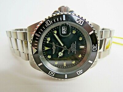Invicta Men's Automatic Watch Pro Diver 40mm Black 8926OB