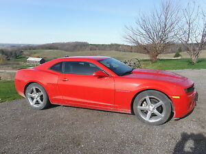 2011 Chevrolet Camaro LT Coupe (2 door)