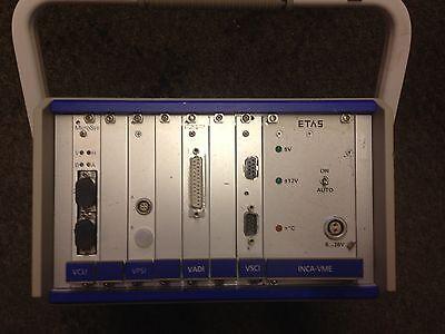 Inca Vme Modular Data Aquisition System