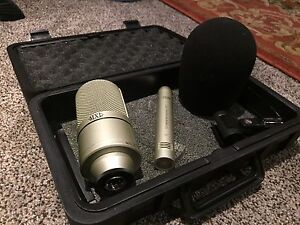 Mxl 990/991 condenser microphone pack