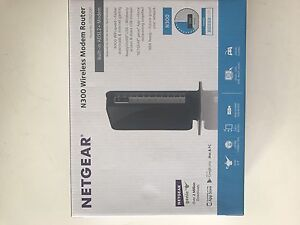 Netgear Wireless Modem Router - perfect condition. Woolloomooloo Inner Sydney Preview