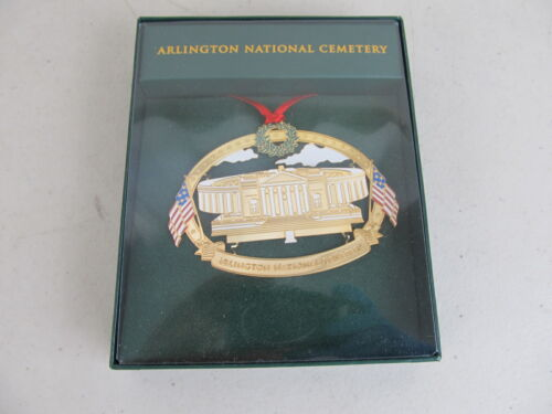 Arlington National Cemetery Tomb of the Unknown Tree Ornament NEW