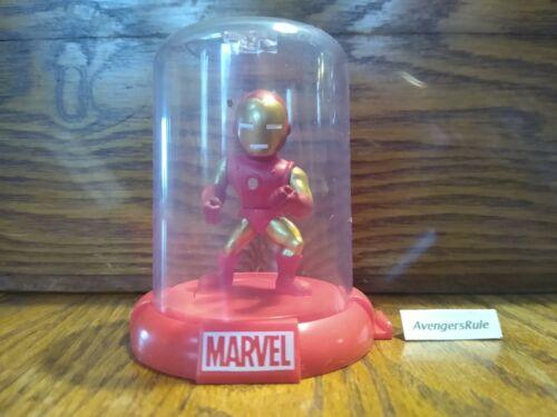 Marvel 80 Years Domez Series 1 Collectible Mini Iron Man