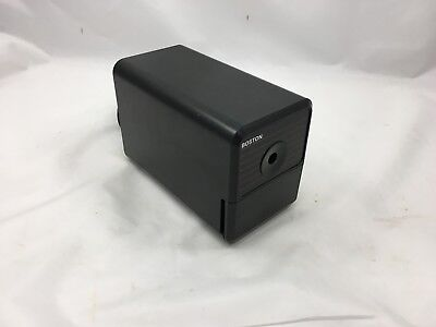 VINTAGE BOSTON ELECTRIC 18 PENCIL  SHARPENER! WORKS GREAT! MAKES SHARP POINTS!