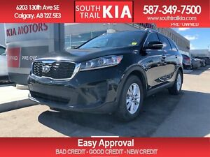 2019 Kia Sorento LX, AWD, HEATED SEATS , BLUETOOTH, LIKE NEW !