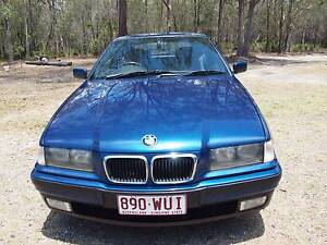 BMW 316i E36 10/1999 5SPD MANUAL 3dr Hatchback - SUNROOF LOGBOOKS Mount Gravatt Brisbane South East Preview
