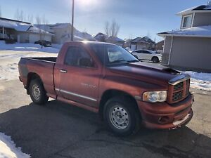 2005 Dodge Ram 1500 Daytona edition