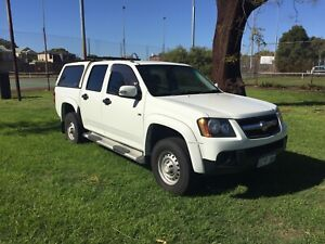 2008 HOLDEN COLORADO LX DUAL CAB AUTO UTE $6499 with 1 YEAR WARRANTY Leederville Vincent Area Preview