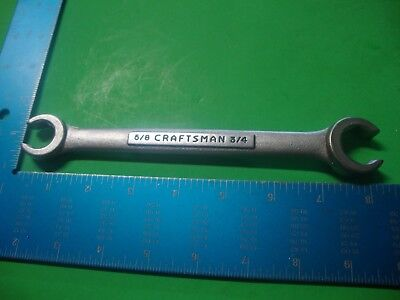 ** Craftsman USA & Other Brands Flare Nut  Openend Wrench  All sizes You select