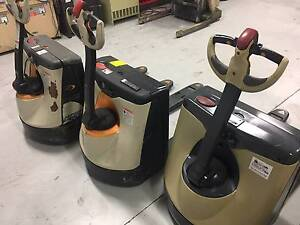 Crown Electric Pallet Jacks Warriewood Pittwater Area Preview