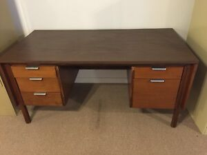 Wood Office Desk