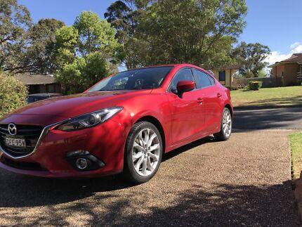 2015 Mazda 3 SP25GT