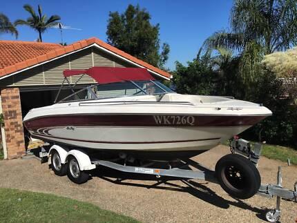 Searay 210 BowRider 5Lt V8 Tow, Ski, Family and Friends Fun Boat