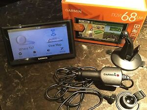 Garmin Nuvi GPS with North American and Italy / Greece maps