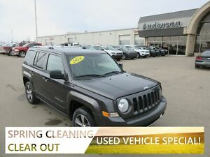2016 Jeep Patriot High Altitude *Remote Start/Heated Seats*