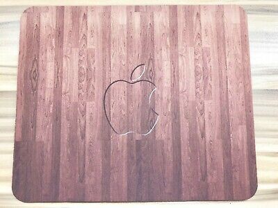 APPLE Hard Wood effect MOUSEMAT MOUSE MAT PAD compatible with Mac iMac MacBook