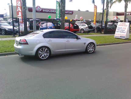 Walkinshaw enhanced MY08 VE Calais