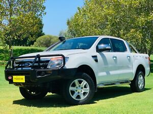🔥2012 FORD RANGER XLT PX MANUAL 4X4 DOUBLE CAB MY13🔥 Balcatta Stirling Area Preview