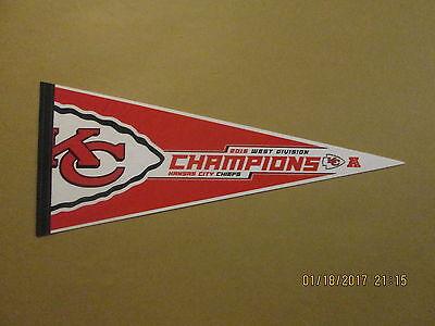 e502239d Pennants, Flags - Vintage Kansas City Chiefs Pennant - Trainers4Me