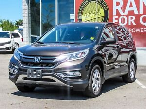 2015 Honda CR-V EX-L SUNROOF, LEATHER, BACKUP CAMERA, HEATED...