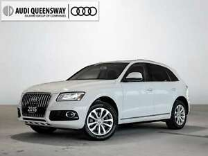 2015 Audi Q5 3.0 TDI Technik|Diesel Savings|Nav|Cam|Blind Spot