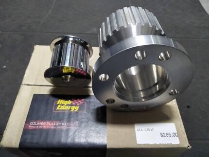 Ford V8 289-302w 302-351c Gilmer  pulley kit