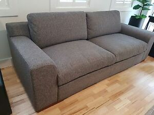 Quality 3-seat lounge Gladesville Ryde Area Preview