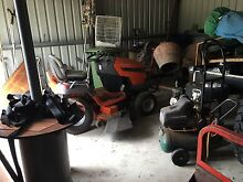 Husqvarna ride on mower Mango Hill Pine Rivers Area Preview