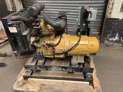 Perkins 15.7 Kw Genset Diesel Generator Caterpillar 3013 Engine