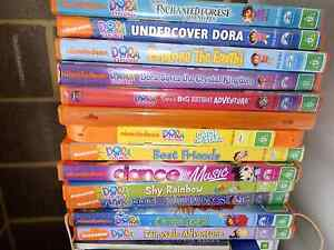 Dora Dvds collection for sale Wellard Kwinana Area Preview
