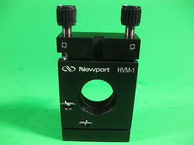 Newport Kinematic Mirror Mount -- Hvm-1 -- Used