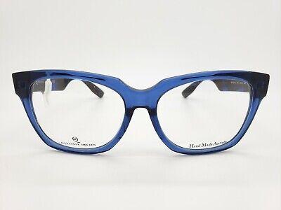 ALEXANDER MCQUEEN MCQ0041/F SUV WOMAN FRAMES EYE GLASSES EYEWEAR 54-16-140 (Mcqueen Eyewear)